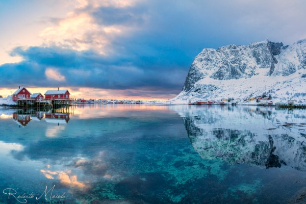 Lofoten Photography by the Italian Landscape Photographer Roberto Moiola