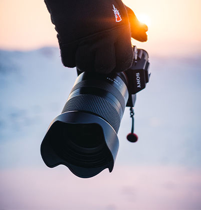 Photography Gloves: Reasons why they should be part of your photography equipment
