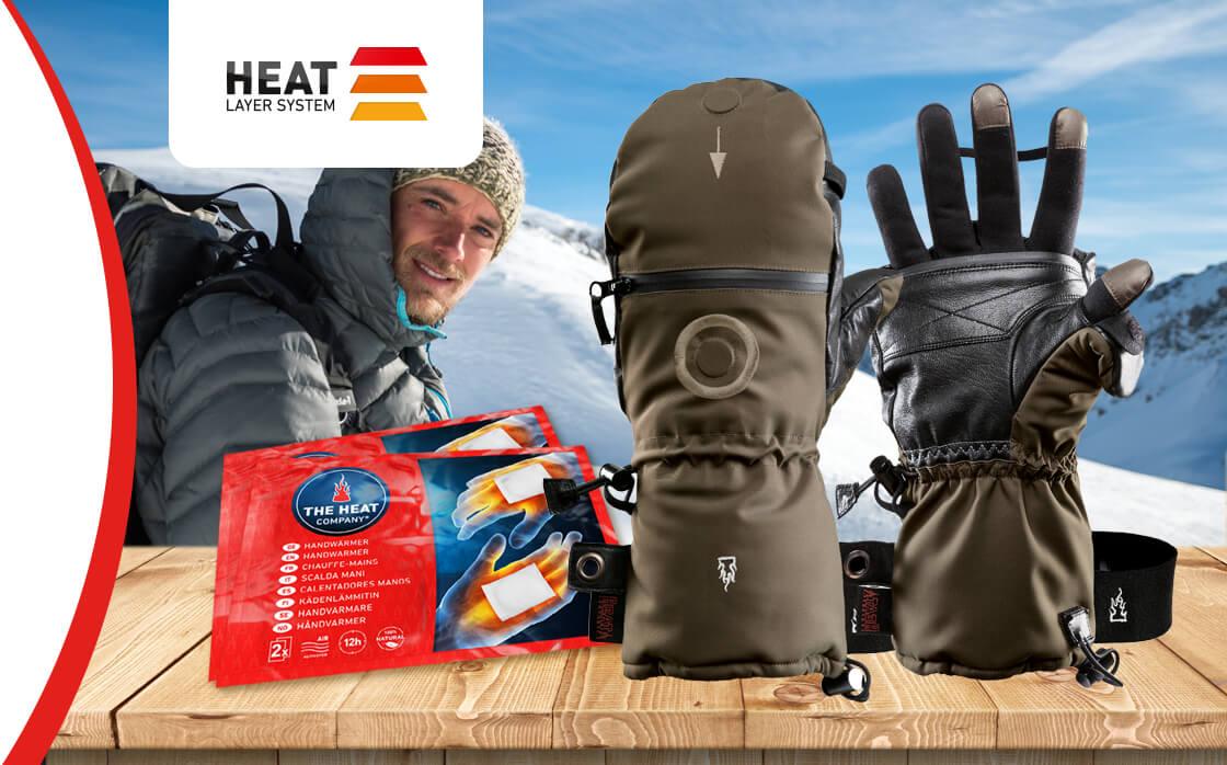 Handschuhe Wärmer 8 Stunden Winter Sicher Wärmekissen Kompakt Instant Hände