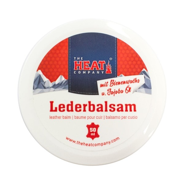 HEAT Leather Balm 50ml