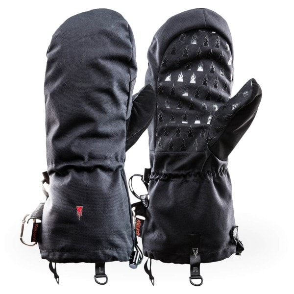 Pullover Mittens for Photographers - POLAR HOOD from THE HEAT COMPANY