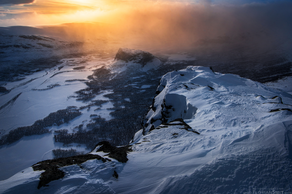 Landscape Photography in Winter by Florian Smit