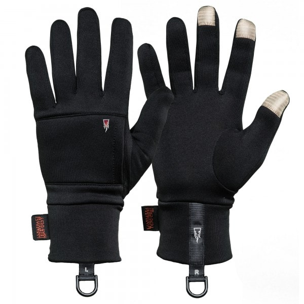 Warme foto handschoenen POLARTEC LINER van THE HEAT COMPANY