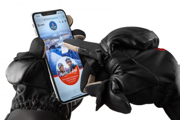 THE HEAT COMPANY Photography Gloves for Operating Touch Screens