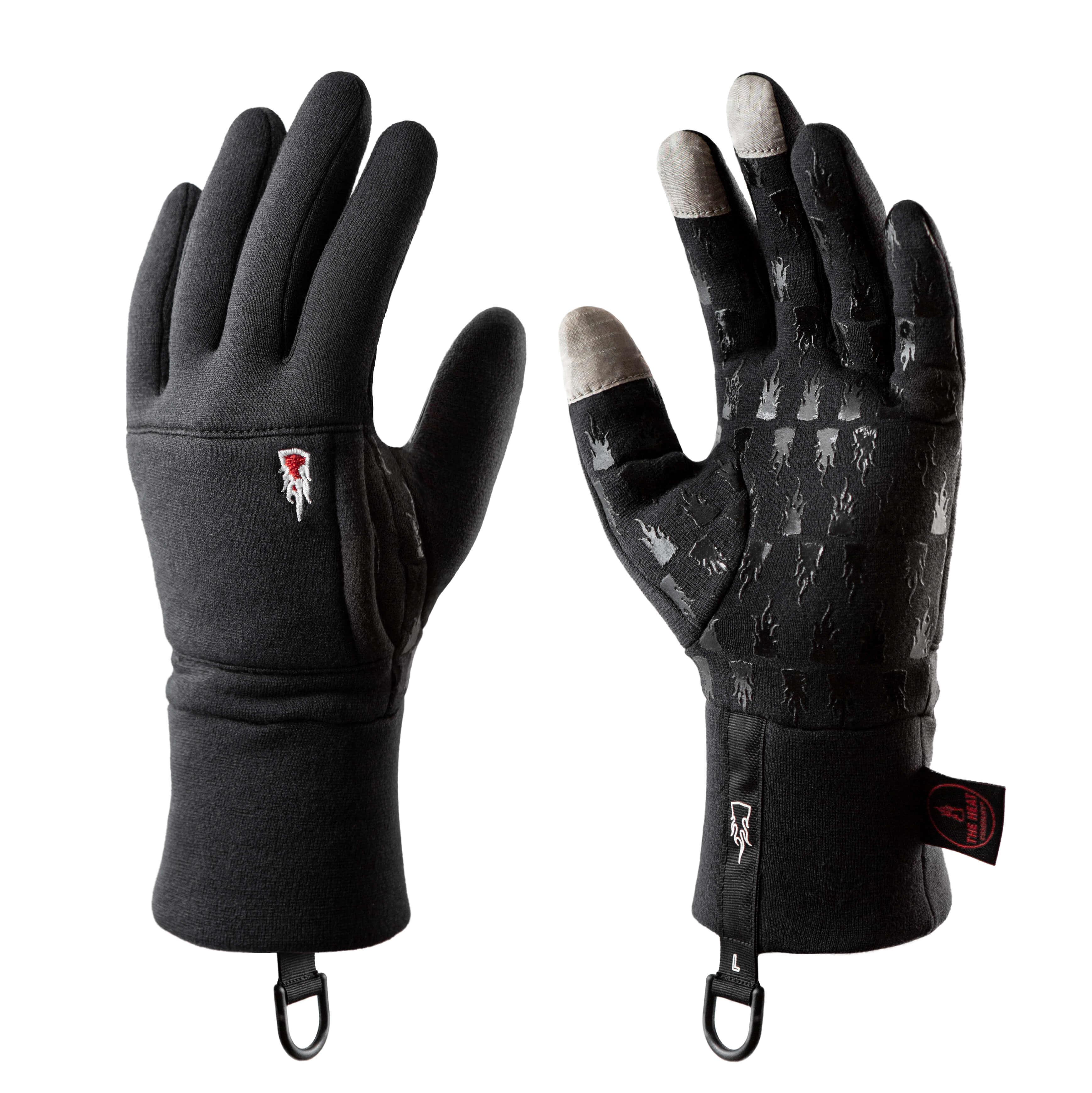 Merino Liner Pro 1st Layer Gloves The Heat Company