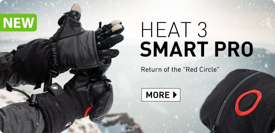 The Heat Company Heat 3 Smart Pro Return of the Red Circle